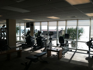Fitness center at Seawind